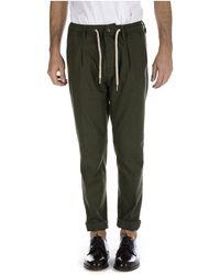Cruna Trousers - Grün