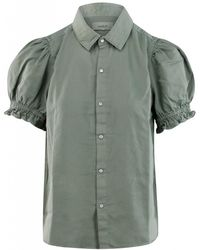 Ba&sh Cdanee Shirt - Groen