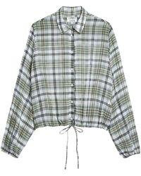 Catwalk Junkie Shirt Ivy - Groen