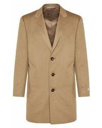 Canali Cashmere coat - Neutre