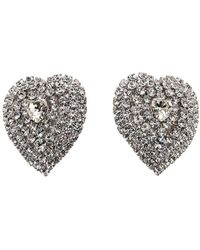Alessandra Rich - Earrings - Lyst