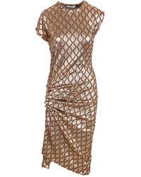 Paco Rabanne Dress - Geel