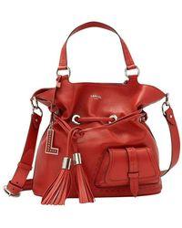 Lancel 3606201146911 bag - Rojo