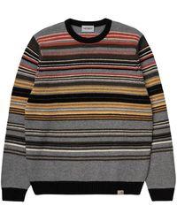 Carhartt WIP Gordon Sweater - Grijs