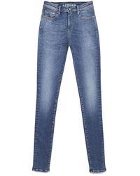 Denham Needle jeans- 02210711034-Blfmnikibl - Blau