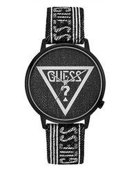 Guess Watch V1012 - Zwart