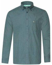 Campbell Shirt - Groen