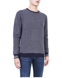 Altea Round Sweater - Grijs