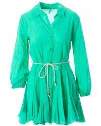 Souvenir Clubbing Dress - Vert