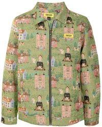 Chinatown Market Jacket - Vert
