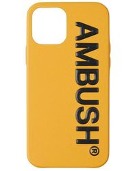 Ambush Iphone 12 Pro Case - Geel