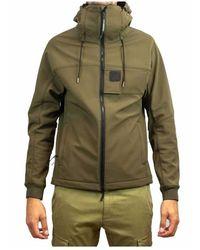 C.P. Company Bovenkleding - Medium Jacket - Groen