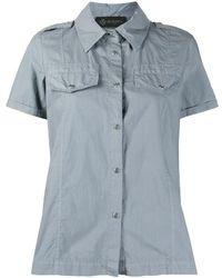 Mr & Mrs Italy Shirt - Grijs