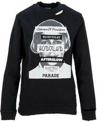 Raf Simons Knitwear 211w166a19003 - Zwart