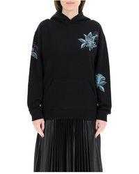 Givenchy - Hoodie Met Logo - Lyst