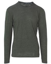 Only & Sons Long Sleeve T-shirt - Grün