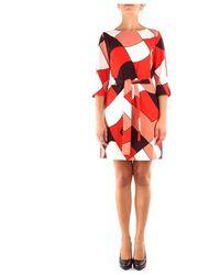 Emme Di Marella Amour Clothes Dress - Orange