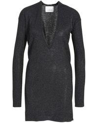 Laneus Kleid - Zwart