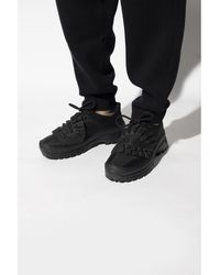 424 Sneakers with logo - Noir