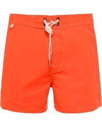 Sundek Swimming Trunks - Oranje
