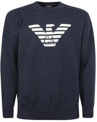 Pinko Sweatshirt - Blauw
