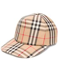 Burberry Hat - Naturel