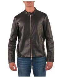Emporio Armani Coat - Zwart