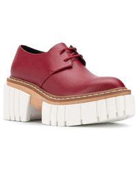 Stella McCartney Zapatos planos Rojo