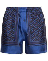 Versace Pyjama bottoms - Blu