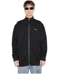032c Sweatshirt - Zwart