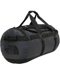 The North Face Base Camp Travel Bag M - Grijs