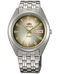 Orient Watch - Grau