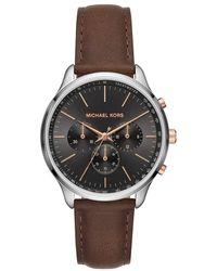 Michael Kors Mk8722 Watch - Braun