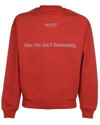 Rassvet (PACCBET) Sweatshirt - Rood