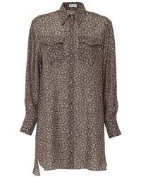 Brunello Cucinelli Shirt - Bruin