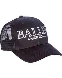 Ballin Amsterdam Cap - Zwart
