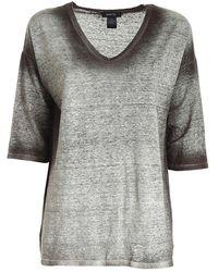 Avant Toi T-shirt - Grigio