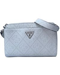 Guess Crossbody Maddy - Wit
