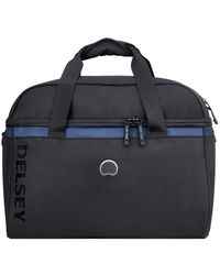 Delsey Cabin luggage Egoa 45 Cm - Zwart