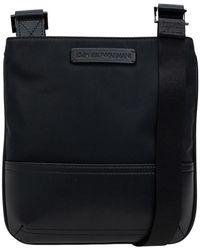 Emporio Armani Shoulder Bag - Zwart