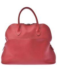 Hermès Sac Bolide - Rouge