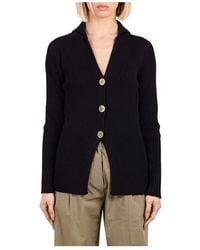 Off-White c/o Virgil Abloh Semi-couture Sweater - Zwart
