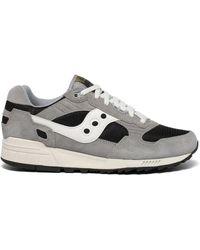 Saucony Vintage Shadow Sneaker - Grijs