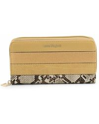 Laura Biagiotti Wallet Perrier_505-67 - Giallo