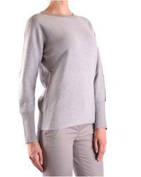 Fabiana Filippi - Sweater Gris - Lyst
