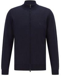 BOSS by HUGO BOSS Sweater - Blauw