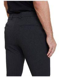 Les Deux Como Suit Pants Gris