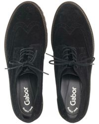 Gabor Shoes Negro