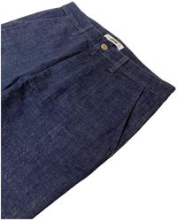 Mauro Grifoni Jeans Azul