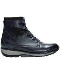 Xsensible Sneakers - Zwart